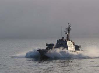 В Японском море 45 вооруженных матросов КНДР атаковали российских пограничников