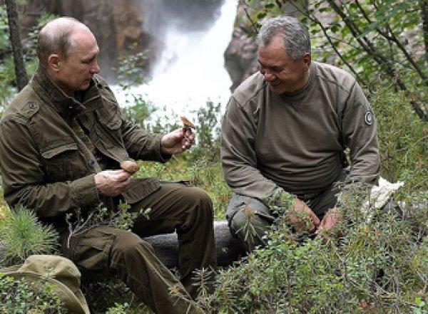 Песков рассказал, как Путин проводит выходные