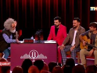 Радио, которое придумал не Попов, а Маркони: пародия Comedy Club на Эхо Москвы взорвала Сеть (ВИДЕО)