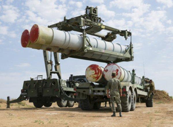 СМИ: в Сирии испытали российскую С-500