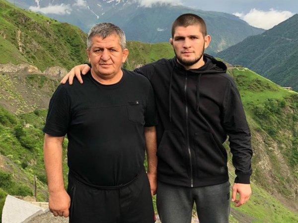 Отец Хабиба Нурмагомедова надумал взять вторую жену и стать многоженцем