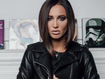 Бузова с опухолью на лице пообещала выступить на Евровидении (ФОТО)