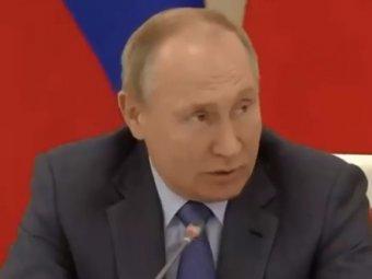 А на каком канале была такая передача?: Путин публично разнес российское ТВ (ВИДЕО)