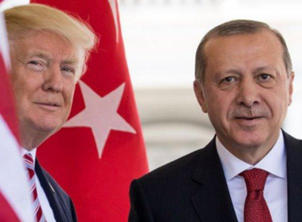 Трамп предложил Эрдогану $ 100 млрд в обмен на отказ от С-400