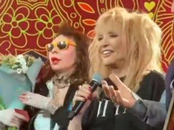 Изменившаяся до неузнаваемости Агузарова спела в Кремле с Пугачевой (ВИДЕО)
