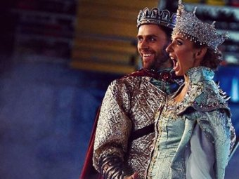 Бомбическое фото: совместный снимок Чернышева и Навки потряс фанатов