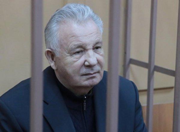 У экс-губернатора Хабаровского края арестовали более 9 млн