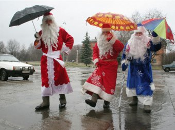 Синоптики огорчили россиян новостями о погоде под Новый год
