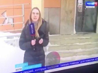 Журналистка России выругалась матом в эфире выпуска новостей