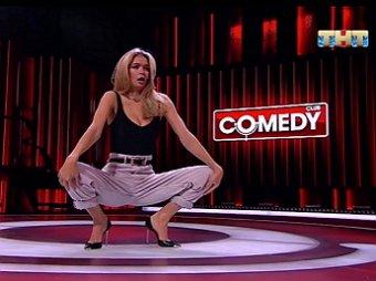 Пакет не нужен - ощущения не те: эротический стендап Веры Брежневой в Comedy Club стал хитом в Сети (ВИДЕО)