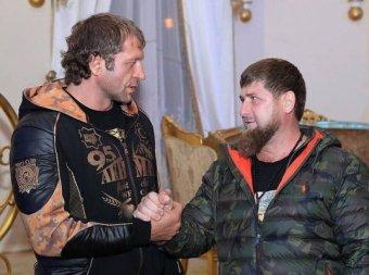 Александр Емельяненко ответил на вызов Кадырова провести бой