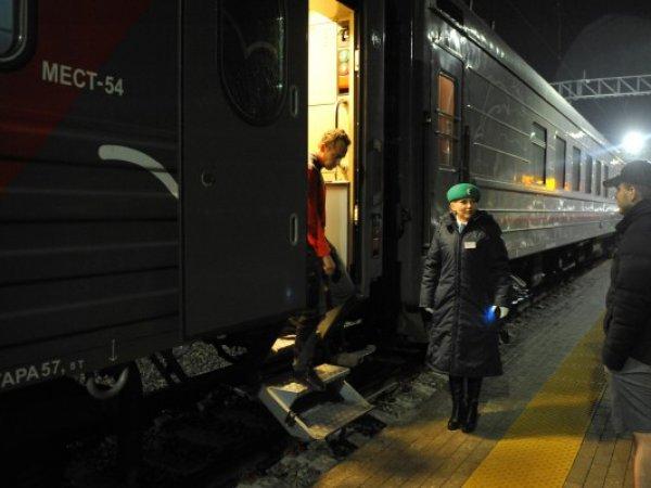 Украина завела уголовное дело из-за приезда поезда из Санкт-Петербурга в Крым