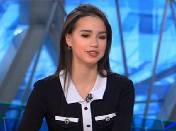 Алина Загитова шокировала поклонников заявлением о приостановлении карьеры ради шоу Навки