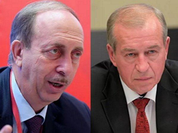 Губернаторы Иркутской и Еврейской автономной областей ушли в отставку