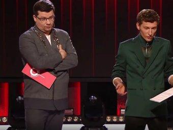 Трусишки Киркорова: заподозренные как гей-пара гости Comedy Club унизили Харламова (ВИДЕО)