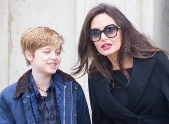 Дочь Анджелины Джоли и Брэда Питта официально стала мужчиной