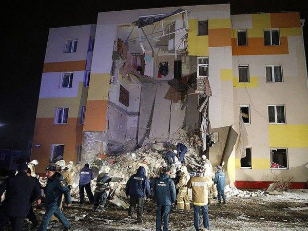Взрыв газа в Белгородской области: погиб человек (ФОТО, ВИДЕО)