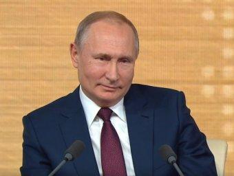 Слышали, мужики?: Путин раскрыл, как решить проблемы демографии с помощью улиток (ВИДЕО)