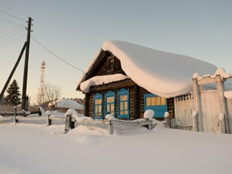 В Сибири бизнесмен выставил на продажу деревню вместе с жителями