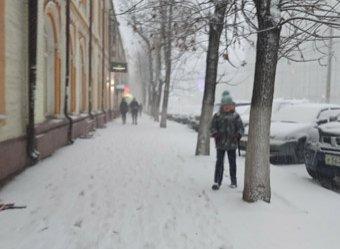 Россиянам пообещали зимний февраль