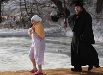 Гидрометцентр пообещал отсутствие крещенских морозов