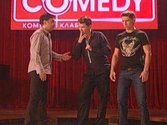 Вы переигрываете!: номер В ТЮЗе с Харламовым и Батрутдиновым стал хитом Comedy Club (ВИДЕО)