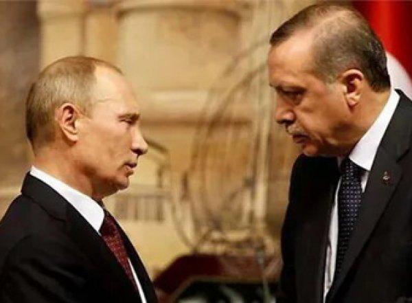 Турция поднимет вопрос о деоккупации Крыма