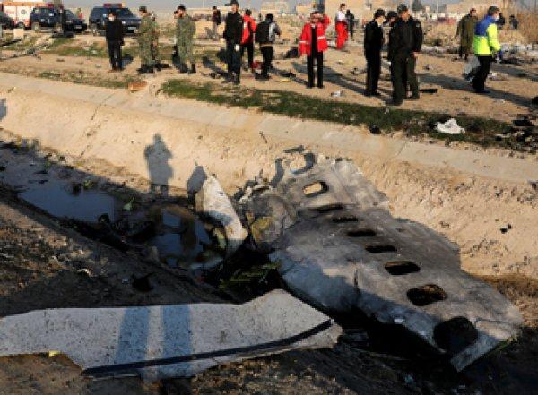 Канада заявила, что самолет в Иране мог быть сбит