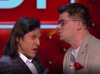 Ламбаргуни за два куни: козочка-варикозочка Ревва довел до рвоты Харламова в Comedy Club (ВИДЕО)