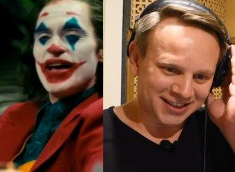 Просто до мурашек: видео синхронной озвучки Джокера актером дубляжа Андреем Вальцем взорвало Сеть