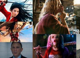 СМИ назвали самые ожидаемые мировые кинопремьеры года