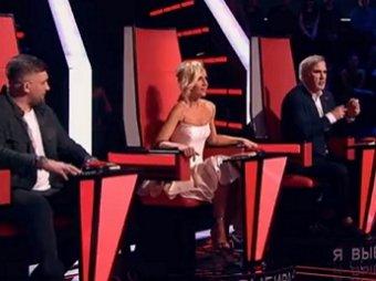 На шоу Голос. Дети Путин заставил Полину Гагарину в шоке встать с кресла (ВИДЕО)
