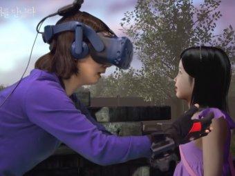 Мать встретилась с умершей дочерью в виртуальной реальности (ВИДЕО)