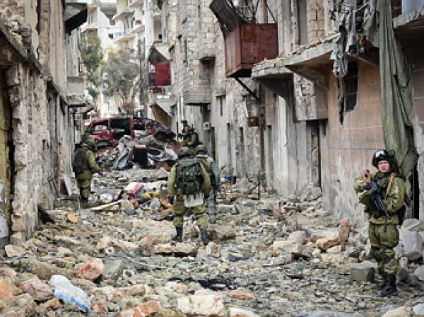 Турция обстреляла позиций российских военных в Сирии