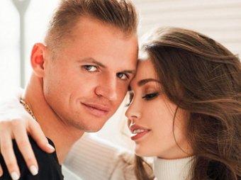 Добро пожаловать, доченька!: Костенко и Тарасов опубликовали фото новорожденной дочери