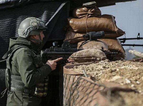 Турция заявила об уничтожении более 100 объектов сирийской армии