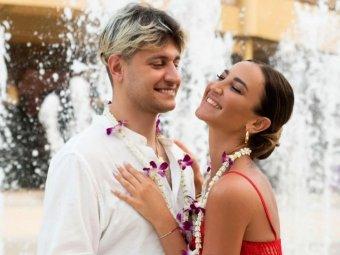 Муж и жена: Бузова проговорилась о тайной свадьбе с Манукяном (ФОТО)