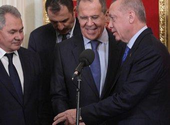 МИД РФ отреагировал на публикации турецких СМИ о признании Лаврова в любви к Эрдогану (ВИДЕО)