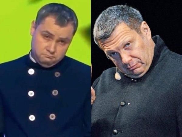 """""""Это признание"""": Соловьев отреагировал на шутку в КВН о своих виллах в Италии (ВИДЕО)"""