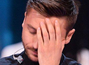 Это сложно объяснить: Сергей Лазарев разрыдался на глазах у зрителей (ВИДЕО)
