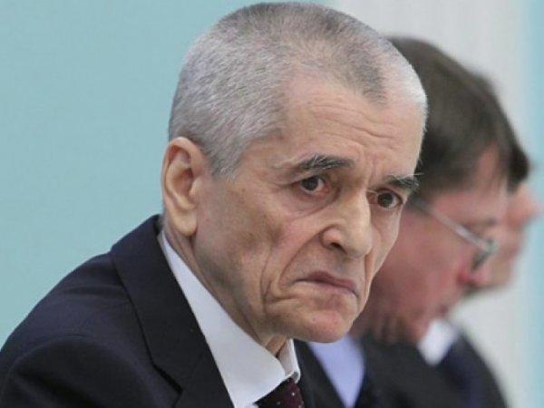 Онищенко объяснил высокую смертность от коронавируса в Италии