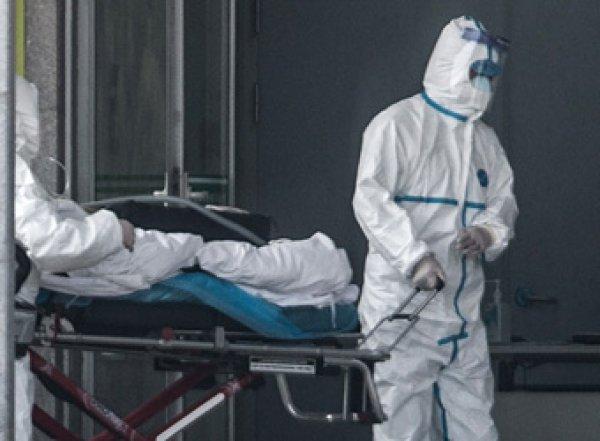 Назван диагноз умершего в больнице для зараженных коронавирусом россиянина