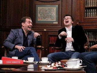 Если меня кто-нибудь слышит...: Гарик Харламов высмеял Медведева в мемах про коронавирус (ФОТО, ВИДЕО)