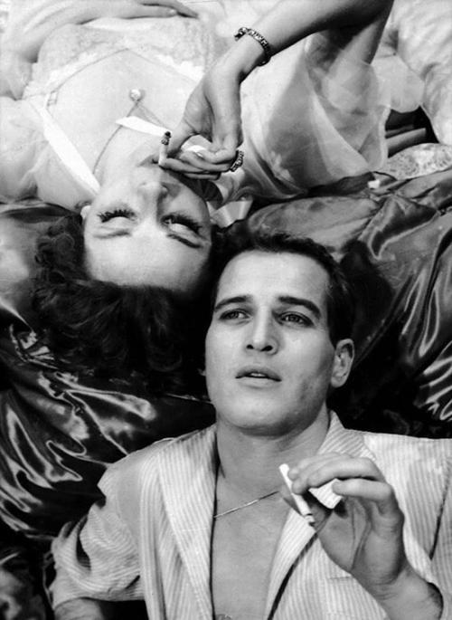 ��� ������ (Paul Newman) � ����� ������� (Joanne Woodward)