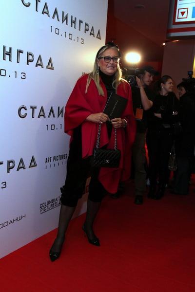 "Федор Бондарчук представил свой фильм ""Сталинград"""