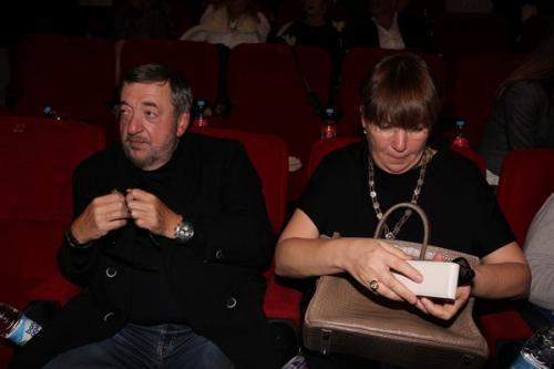 Федор бондарчук представил свой фильм