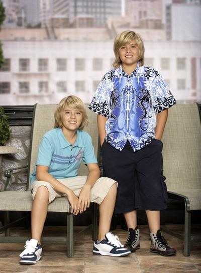 Дилан и Коул Спроус (Dylan & Cole Sprouse)