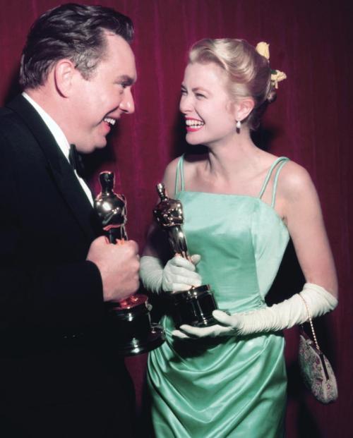 Грейс Келли, 1955