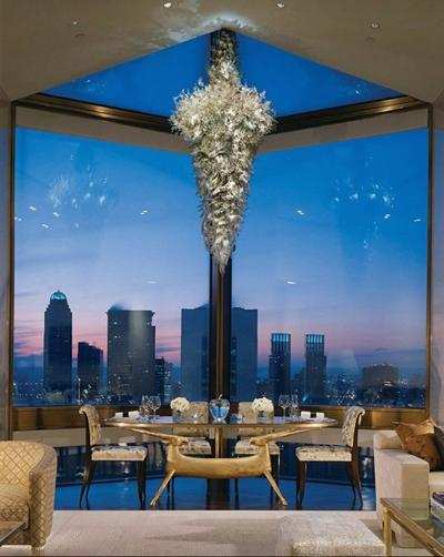 3. Ty Warner Penthouse Suite