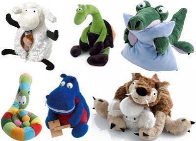 Топ-10 самых странных мягких игрушек